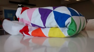 Quilt (folded up)